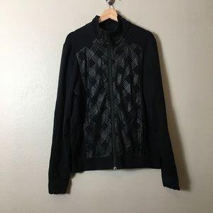 Lululemon Men's Zip Up Jacket